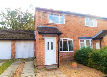 Thumbnail 2 bed end terrace house to rent in The Pathfinders, Farnborough, Hampshire