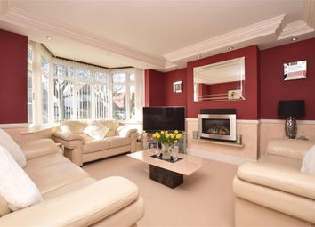 Thumbnail 5 bed semi-detached house for sale in Fitzmary Avenue, Margate, Kent