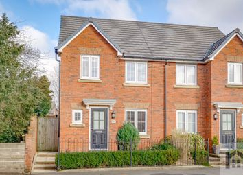 Thumbnail 3 bed semi-detached house for sale in Langton Brow, Eccleston