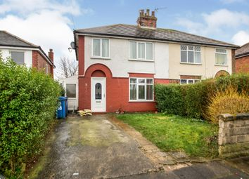 3 bed semi-detached house for sale in Cornwall Avenue, Mansfield NG18