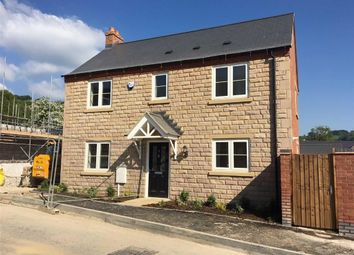 Thumbnail 3 bed link-detached house to rent in Meerbrook Drive, Wirksworth, Derbyshire