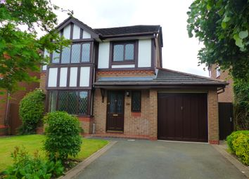 Thumbnail 3 bedroom detached house to rent in Pembroke Drive, Wellington, Telford