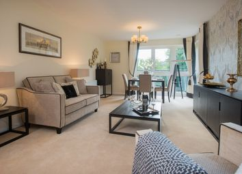 "Thumbnail 2 bedroom flat for sale in ""Typical 2 Bedroom"" at The Mews, Park View Road, Prestwich, Manchester"