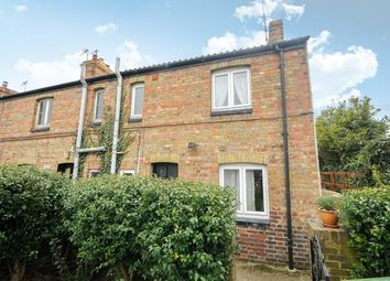 Thumbnail 1 bed cottage for sale in Godstow Road, Wolvercote, Oxford, North Oxford, Oxford OX2,