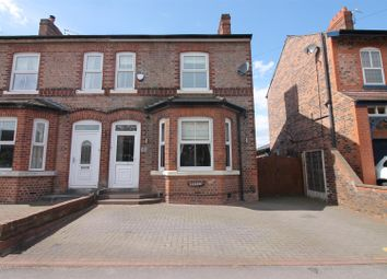 3 bed semi-detached house for sale in Queens Road, Urmston, Manchester M41
