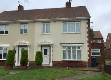 Thumbnail 3 bed semi-detached house to rent in Hurworth Avenue, South Shields