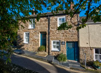 Thumbnail 3 bed end terrace house for sale in Foxes Lane, Mousehole, Penzance