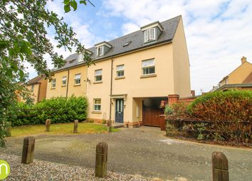 Thumbnail 3 bed town house for sale in Richard Day Walk, Colchester