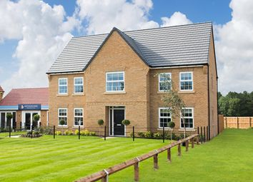"Thumbnail 5 bed detached house for sale in ""Glidewell"" at Newton Road, Burton-On-Trent"