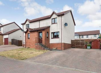 Thumbnail 2 bed semi-detached house for sale in Arran Court, Drongan, East Ayrshire, Scotland