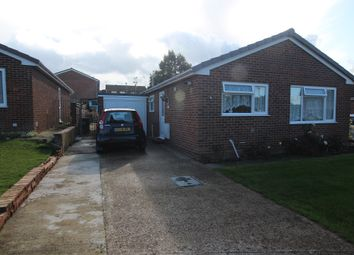 Thumbnail 2 bed detached bungalow for sale in Orchid Close, Eastbourne