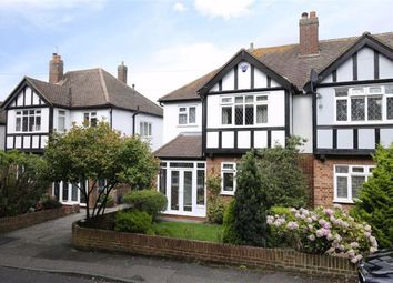 Thumbnail 3 bed semi-detached house for sale in Wood Mead, Epping
