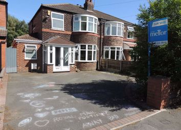 Thumbnail 3 bed semi-detached house for sale in Brooklands Road, Hazel Grove, Stockport