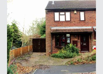 Thumbnail 3 bed semi-detached house for sale in 15 Peakman Close, Nr Birmingham, West Midlands