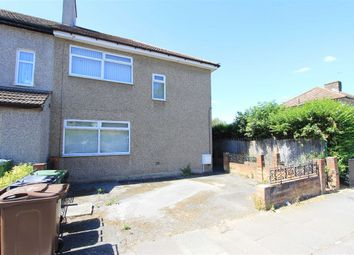 Thumbnail 3 bed terraced house for sale in Mayesbrook Road, Dagenham, Essex