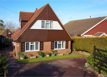 Thumbnail 3 bedroom property for sale in Dargate Road, Yorkletts, Whitstable