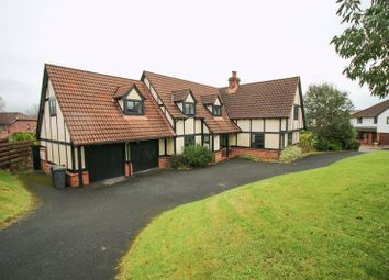 Thumbnail 5 bed detached house for sale in Ravenswood, 27 Farmhill Park, Farmhill, Douglas