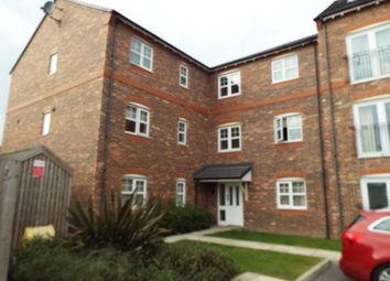 Thumbnail 2 bedroom flat for sale in Fernbeck Close, Farnworth, Bolton, Greater Manchester