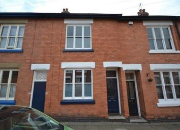 Thumbnail 2 bed terraced house to rent in Lytham Road, Clarendon Park, Leicester