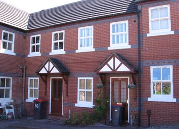 Thumbnail 1 bed flat to rent in Meadowbrook Close, Madeley, Telford