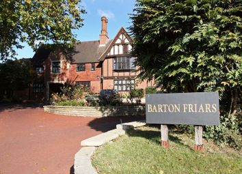 Thumbnail 2 bed flat for sale in Barton Friars, Barton Close, Chigwell