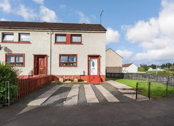 Thumbnail 2 bed end terrace house for sale in Croftspar Drive, Springboig, Glasgow