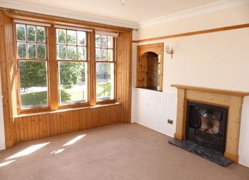 Thumbnail 1 bed flat to rent in York Place, Perth