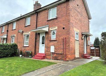 Thumbnail 2 bed semi-detached house for sale in Hamlington Avenue, Gwersyllt, Wrexham