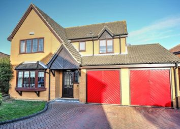 Thumbnail 5 bed detached house for sale in Deepdale, Carlton Colville