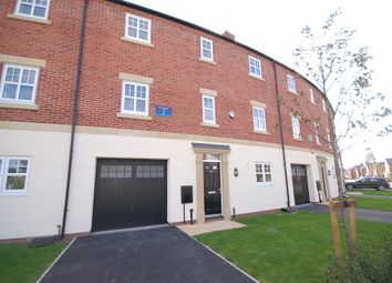 Thumbnail 4 bed town house for sale in Faulkner Crescent, Lytham St. Annes