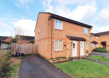 Thumbnail 2 bed semi-detached house for sale in Trickey Close, Tiverton, Devon