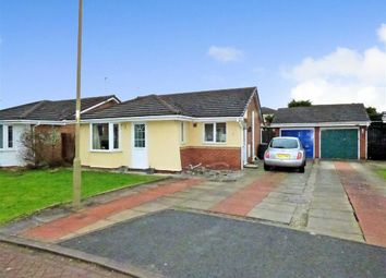 Thumbnail 2 bed detached bungalow for sale in Linnet Close, Winsford, Cheshire