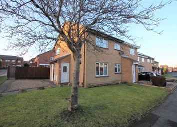 Thumbnail 1 bed semi-detached house for sale in Bangor Grove, Darlington