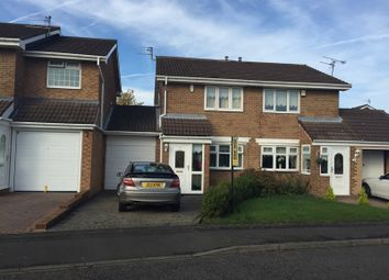 Thumbnail 2 bed semi-detached house for sale in Westcliffe Way, South Shields