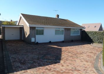 Thumbnail 3 bed detached bungalow for sale in Matthew Road, Rhoose, Barry