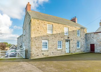Thumbnail 4 bed detached house for sale in Laity, Wendron, Helston