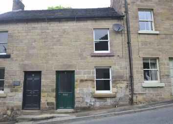 Thumbnail 2 bed terraced house to rent in Wash Green, Wirksworth, Matlock