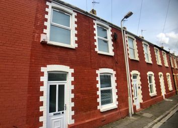 3 bed terraced house to rent in Vintin Terrace, Porthcawl CF36