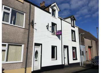 Thumbnail 4 bed terraced house for sale in Penzance Street, Moor Row