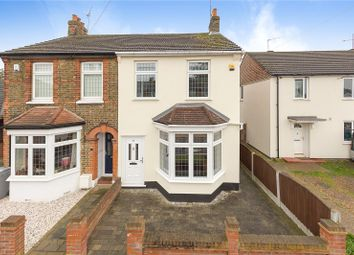 2 bed semi-detached house for sale in Cross Road, Mawneys, Romford RM7