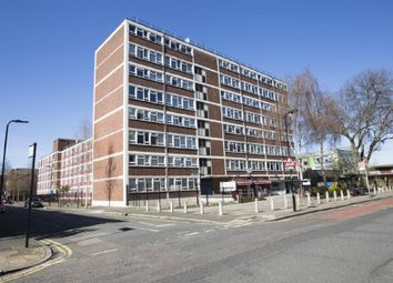 Thumbnail 3 bed flat for sale in Cropley Street, London