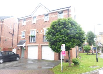 Thumbnail 3 bed semi-detached house for sale in Philip Larkin Close, Hull