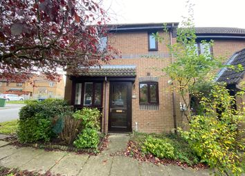 Thumbnail 1 bed end terrace house to rent in Lucerne Close, Cherry Hinton, Cambridge