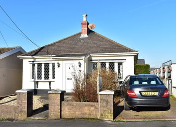 Thumbnail 2 bedroom detached bungalow for sale in Heol Rhosybonwen, Cross Hands, Llanelli