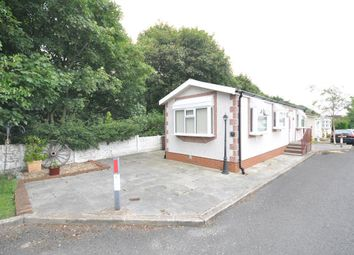 Thumbnail 2 bedroom mobile/park home for sale in Austin Way, Carr Bridge Residential Park, Blackpool, Lancashire
