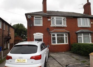 Thumbnail 3 bed semi-detached house for sale in Wilbraham Road, Manchester, Greater Manchester