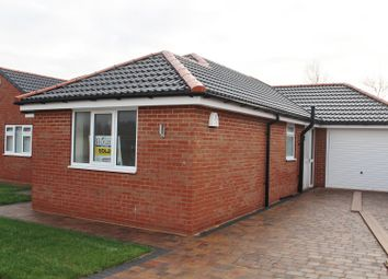 Thumbnail 3 bed detached bungalow for sale in Devon Drive, Mansfield