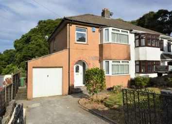 Thumbnail 3 bed semi-detached house for sale in Great Berry Road, Crownhill, Plymouth, Devon