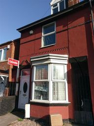 Thumbnail 3 bedroom property to rent in Walsall Road, Darlaston, Wednesbury