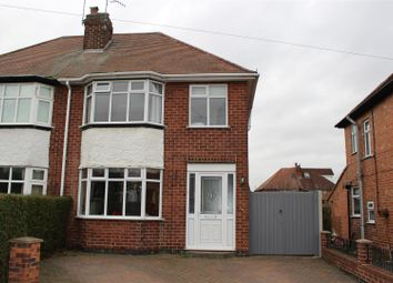 Thumbnail 2 bed semi-detached house for sale in Rufford Road, Ruddington, Nottingham